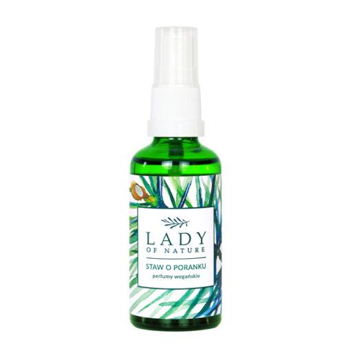 Zestaw pięciu perfum Lady of Nature 3