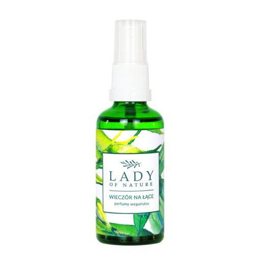 Zestaw pięciu perfum Lady of Nature 5