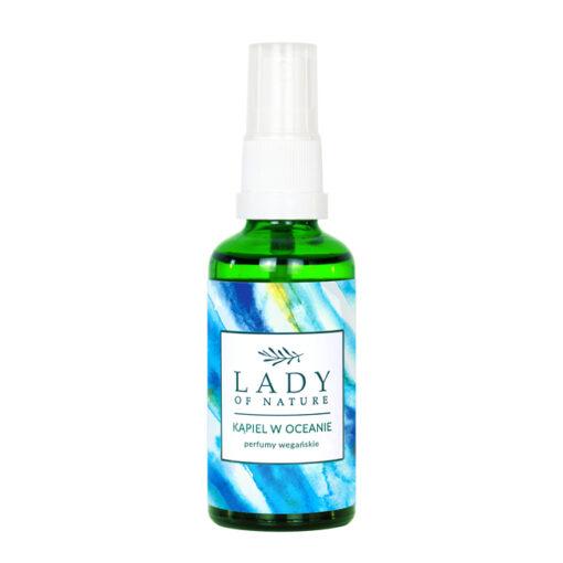 Zestaw pięciu perfum Lady of Nature 4