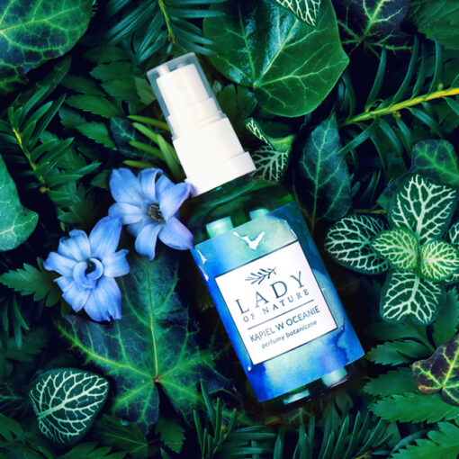 Kąpiel w Oceanie, Perfumy Wegańskie, 50 ml 2