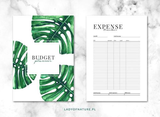 WIeczny Green Planner do samodzielnego wydruku 5