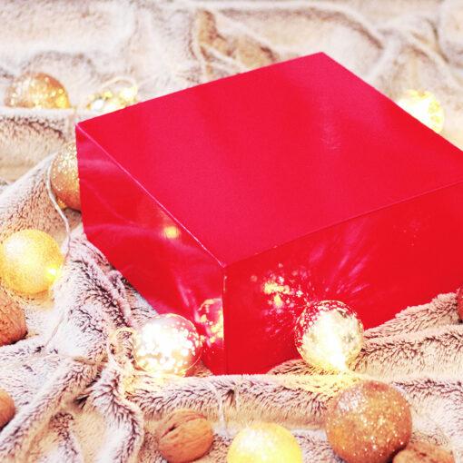 Zestaw prezentowy w czerwonym pudełku 3