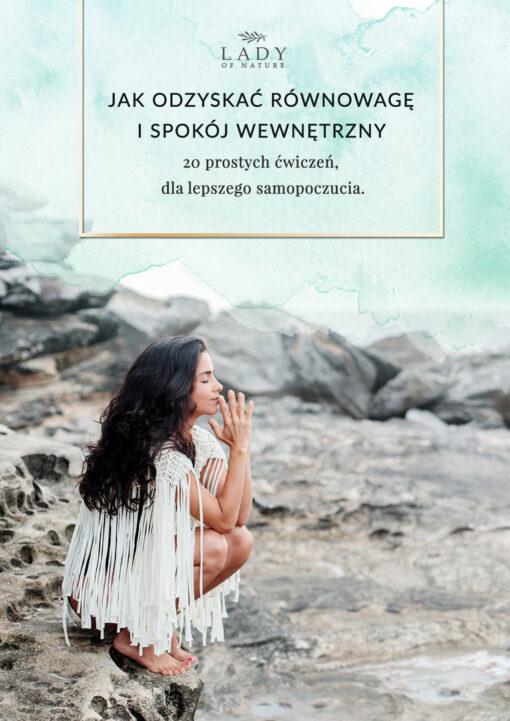 Jak odzyskać równowagę i spokój wewnętrzny - Darmowy E-book. 20 prostych ćwiczeń na 20 dni. 1